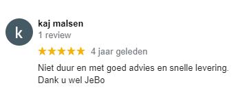 Magazijninrichting Nederland review