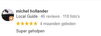 Magazijninrichting Nederland review 3