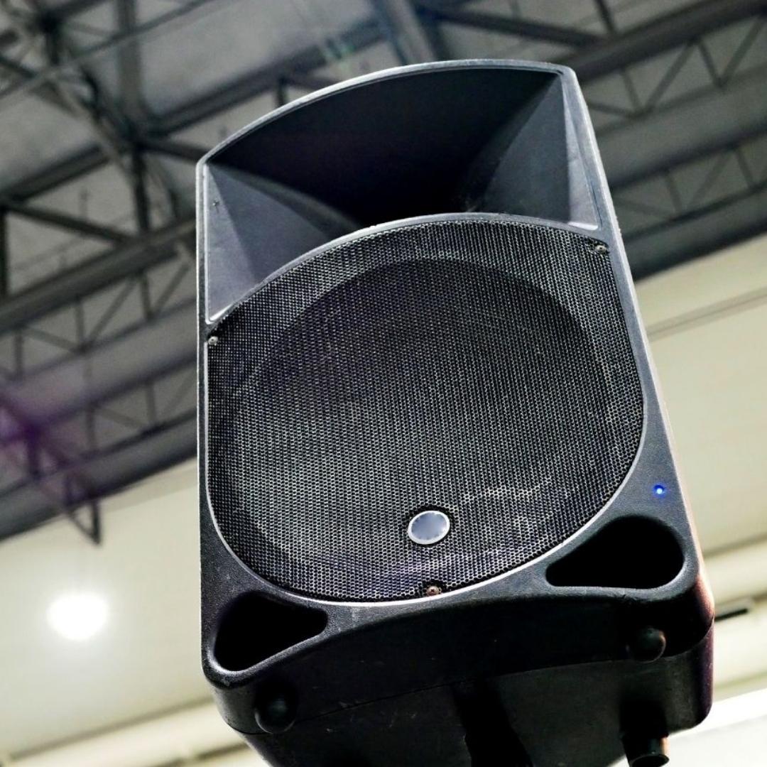 Opkoper audio apparatuur